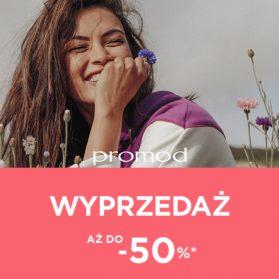 Od 10 grudnia w sklepach Promod będzie można skorzystać z akcji -50%