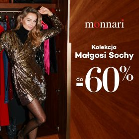 MONNARI - kolekcja Małgosi Sochy do -60%