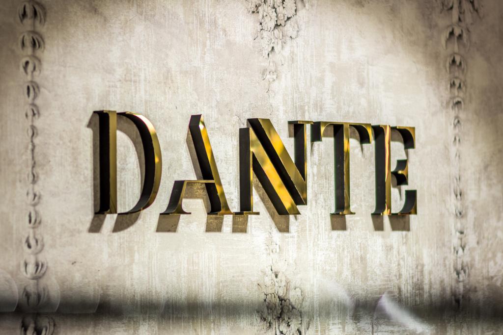 Otwarcie salonu Dante - 4 maja