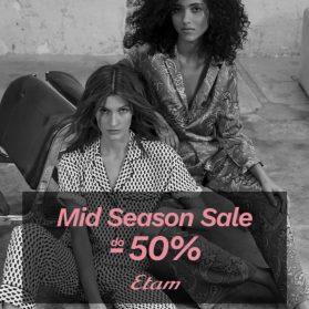 Mid Season Sale w @Etam. Teraz nawet do -50 % taniej