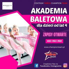 Centrum Tańca Champion Team