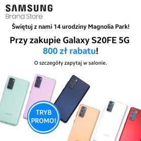 Promocje w Samsung Brand Store!